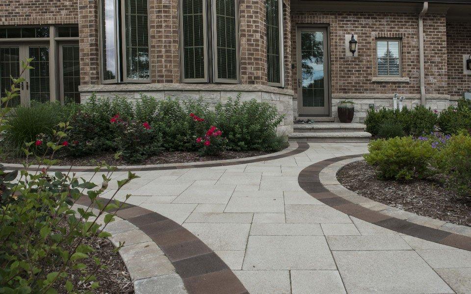 Unilock: Brick Paving Landscaping