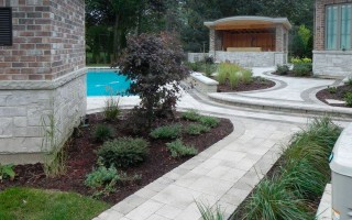UNILOCK Umbriano, Hardscaping Project in Arlington Heights